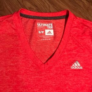 Adidas dry fit ultimate tee